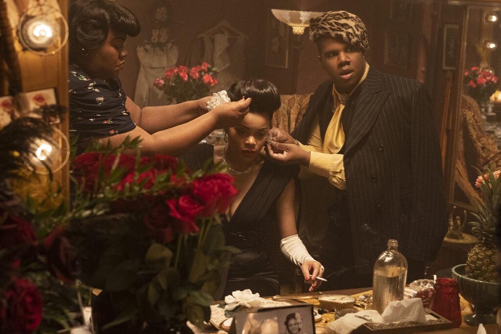 Billie Holiday biopic