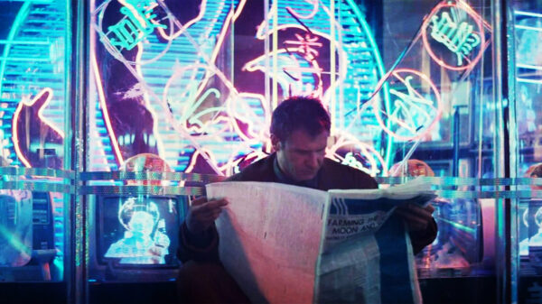 The lure of electric colour: Neon light in film