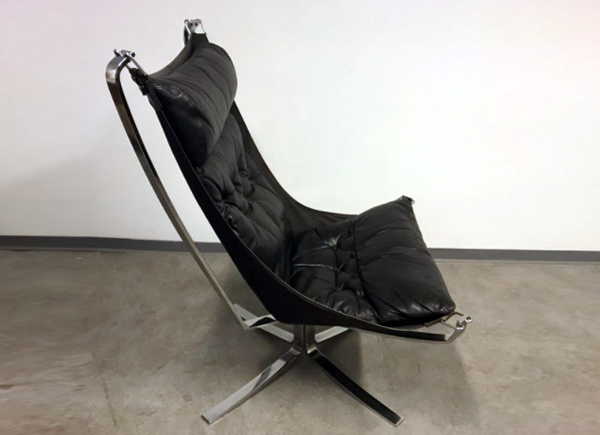 Sigurd Ressell chair in malcolm and marie film-and-furniture-product-etsy-600435
