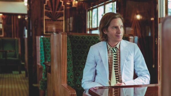All aboard! Wes Anderson designs luxury train carriage